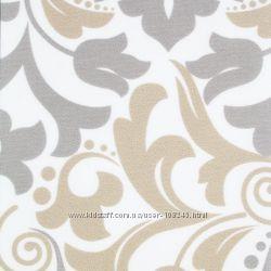 Рулонные шторы Barocco 04 Silver, Grey, Beige 3 оттенка от производителя