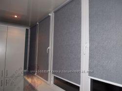 Рулонные шторы Мираж 4 оттенка от производителя