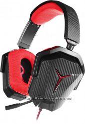 Наушники  Lenovo Y Gaming Stereo Black-Red GXD0L03746