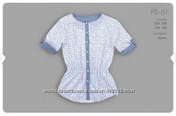 Блузы Бемби для девочек