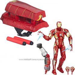 Бластер Железного человека  Marvel Iron Man Stark Strike