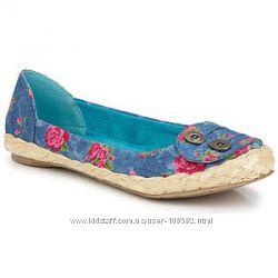 Blowfish оригинал легкие стильные удобные туфельки 36, 37р.