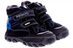 Primigi gore-tex теплые легкие зимние ботиночки 20р. 12, 5см.