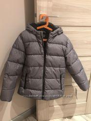 Kiabi зимняя куртка 10лет