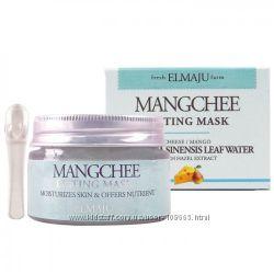 Ночная лифтинг-маска с манго и сыром Ladykin Elmaju Mangchee Lifting Mask