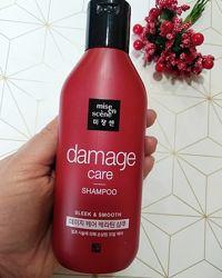 Шампунь для поврежденных волос Mise-en-Scene Damage Care Shampoo