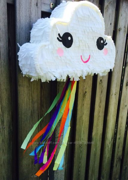 Нарядные пиньяты на детский праздник