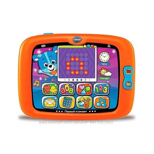 Развивающая электронная игра - Первый планшет Vtech