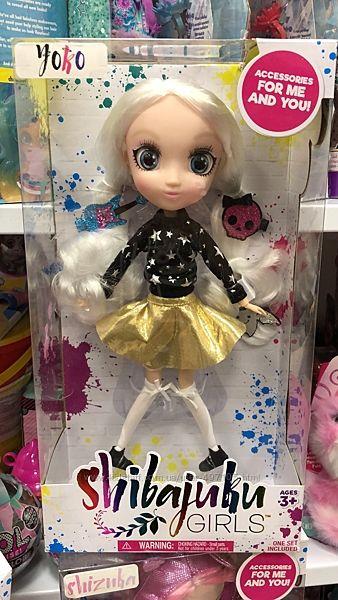 Кукла Shibajuku S4 - Йоко 33 см шибаюки