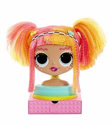 Кукла манекен L. O. L SURPRISE серии O. M. G. - Леди Неон