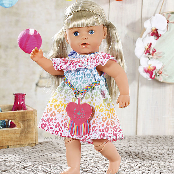 Одежда для куклы BABY born - Танцевальное платье беби борн
