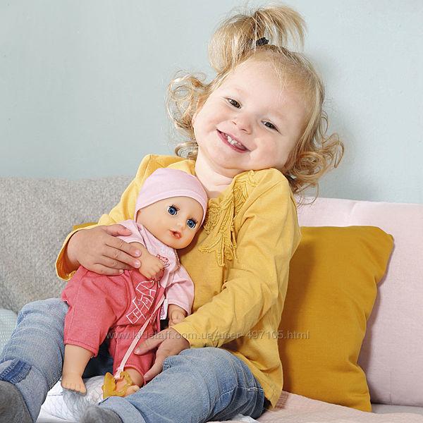 Интерактивная кукла My First Baby Annabell - Забавная малышка беби борн