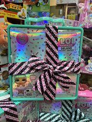 L. O. L. Surprise серии Present Surprise Супер подарок бирюзовый кукла лол