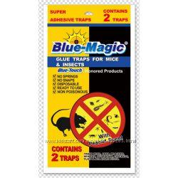 Клеевая ловушка для мышей  Blue-Magic 2шт-упаковка