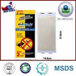 Клеевая ловушка для мышей и крыс Blue-Magic 2шт-упаковка