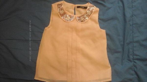 Нарядная блуза на 6-7 лет
