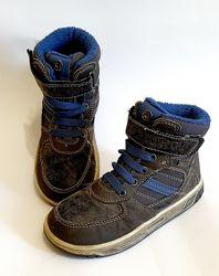 Демесезонные ботинки Deltex
