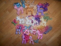 Лошадки, пони Hasbro