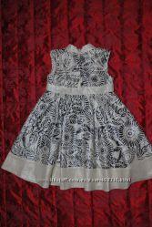 Платье льняное в идеале