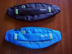 Поясная сумка бананка для бега велоспорта