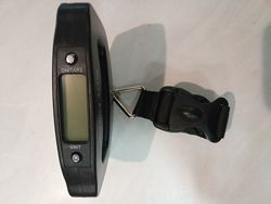 весы кантер електронные до 50 кг. батарейки