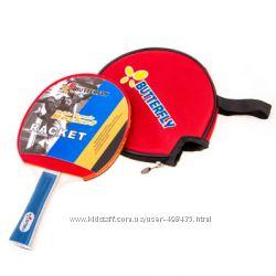 Теннисная ракетка для настольного тенниса с чехлом