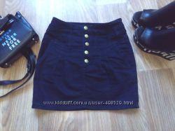 Классная джинсовая юбочка от Topshop