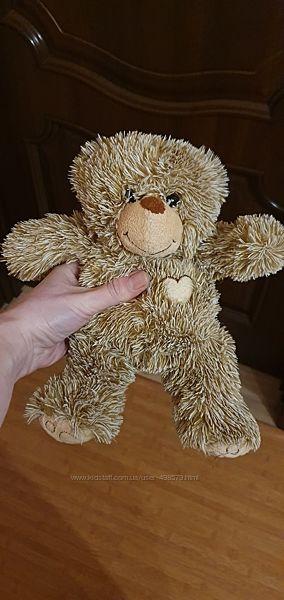 Мишка мохнатик медвежонок  25 см