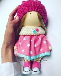 Интерьерная куколка ручной работы - есть куколки в наличии