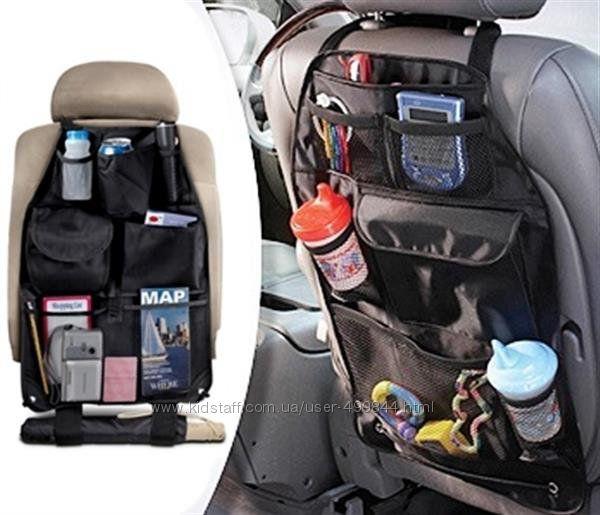 Органайзер Кофр подвесной на спинку сиденья в авто