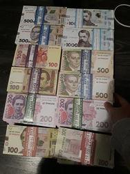 Сувенирные деньги. Сувенирные гривны
