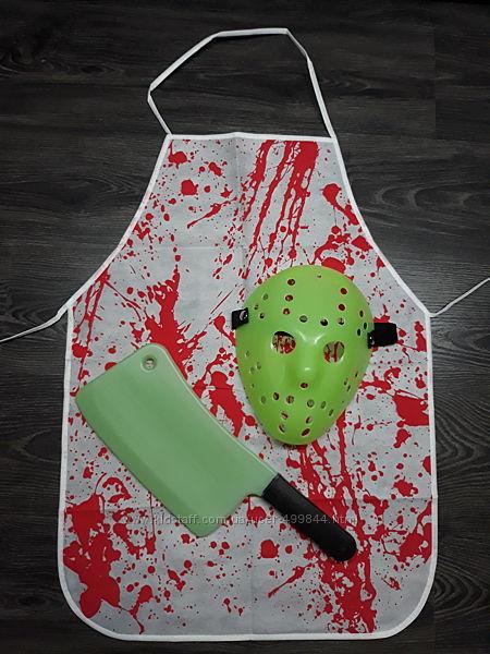 Костюм Мясника карнавальный на Хэллоуин.