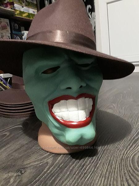 Маски карнавальные на Хэллоуин. Маска маска. НЛО.