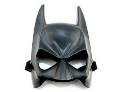 Маска пластиковая Бэтмен. Карнавал.
