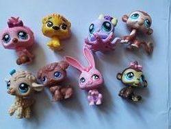Фигурки пет шопы pet shop от Hasbro