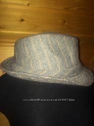Шляпа стильная. Шерсть. Идеальное состояние. Тренд 2019