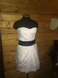 Платье бюстье, футляр от Moschino. Новое, сток. Торг