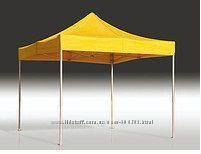 Раздвижной шатер 2х3 м. Чёрный металл. 3 расцветки