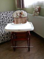 стульчик для кормления 3в1 Geoby Джеоби