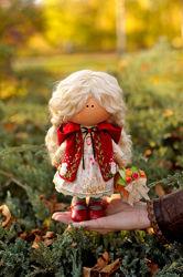 Куколка. Красная шапочка. Подарок