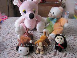 наши мягкие игрушки