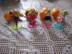 продам или обменяю игрушки из киндер-сюрпризов