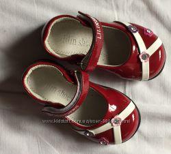 Туфли кожаные 22 размер