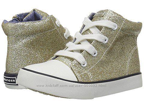 Кеды хайтопы Sneaker Tommy Hilfiger размер 22