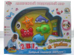 Игра Золотая Рыбка Play smart 7385 музыка, звуки, обучение, свет