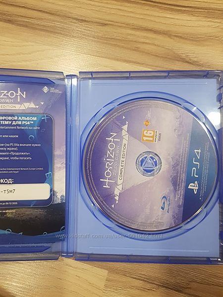 Игра для PS4 Horizon Zero
