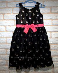 Нарядное платье H&M 4-6 лет