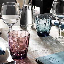 Bormioli Rocco, DIAMOND -красивейшие ударопрочные стаканы Италия