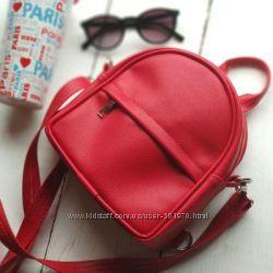 Маленький рюкзак-сумка rainbow
