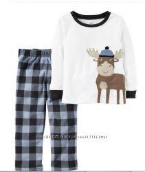 Флисовые пижамы американской фирмы Carters